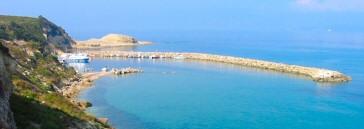 san Stefanos Harbour