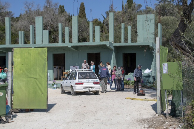 Arillas Recycling Center