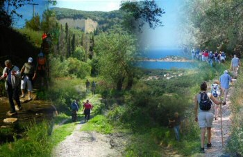 Arillas comunity trails
