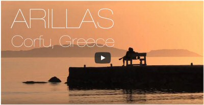 Arillas Corfu Video