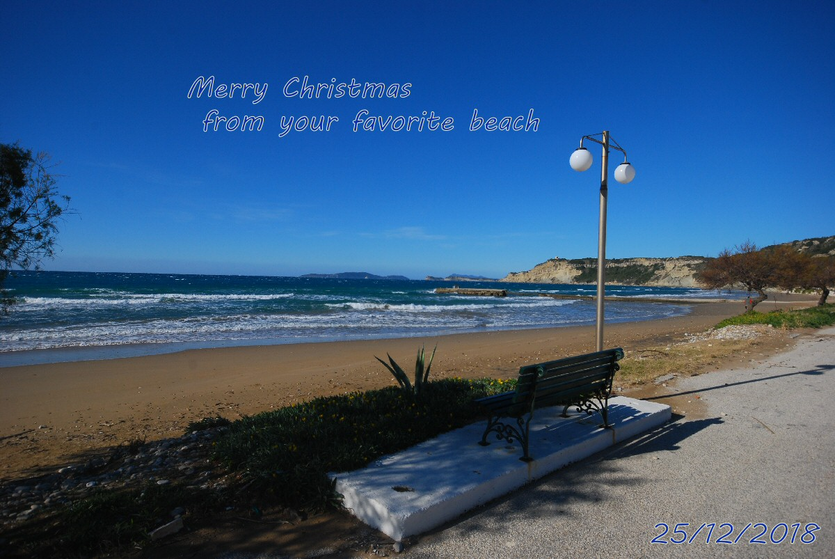 Merry Christmas from Arillas