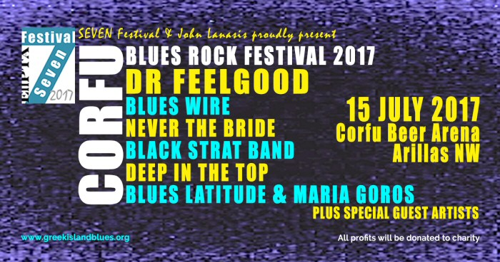 Blues Rock Festival Arillas