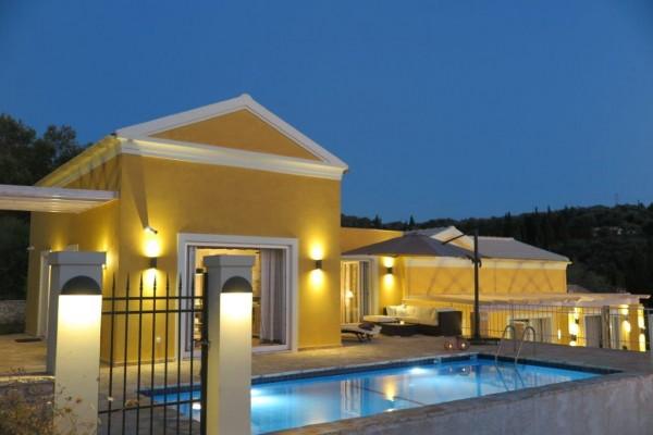 Arillas Hillside Villa PROVENCE