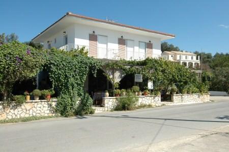 Brouklis Taverna Arillas