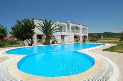 Thomas Vavilas Apartmetns: Arillas Corfu Greece