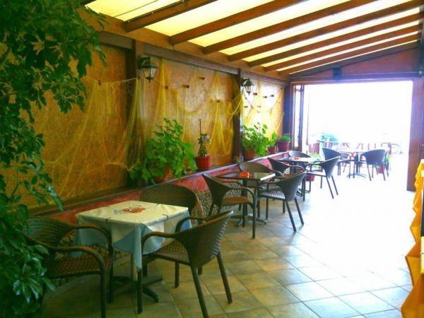 Arillas Beach Point Grill Room