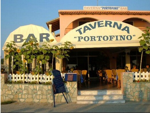 Porto Fino taverna and rooms