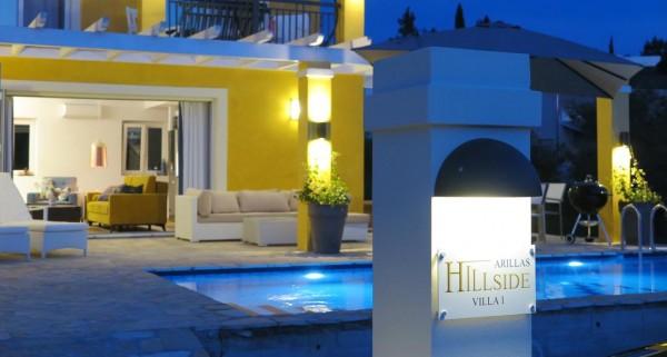 Arillas Hillside Villa 3 - Provence
