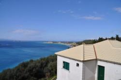 Villa Athena in Afionas