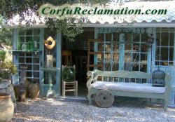 Corfu reclamation