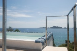 Beach front villa for sale