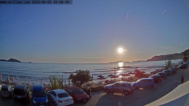 Веб-камера остров Корфу в реальном времени